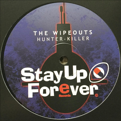The Wipeouts - Hunter Killer