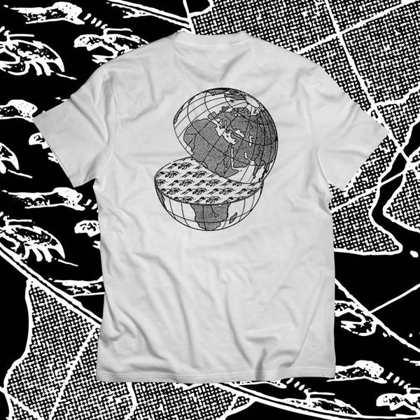 Lobster Techno Earth Tee
