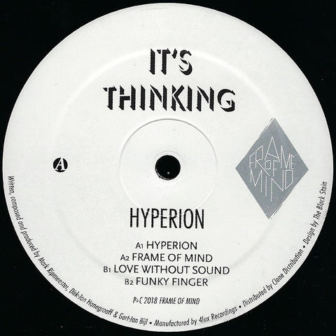 It's Thinking - Hyperion