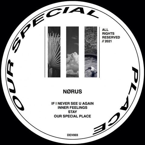 Nørus - Our Special Place EP