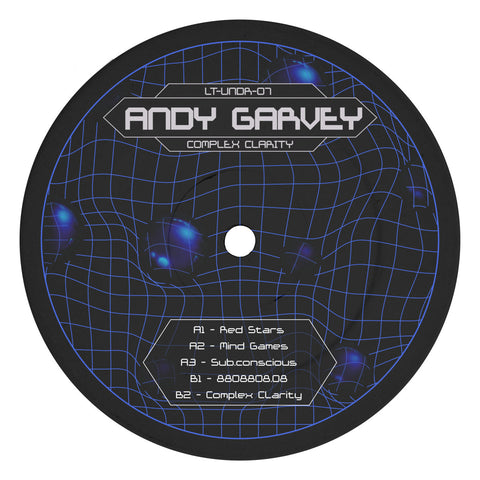 Andy Garvey - Complex Clarity EP