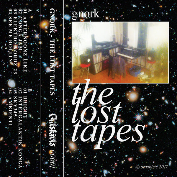 Gnork - The Lost Tapes