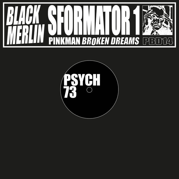 Black Merlin - SFORMATOR 1