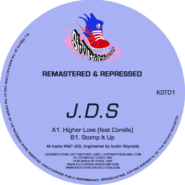J.D.S	- HIGHER LOVE REMASTERED EP