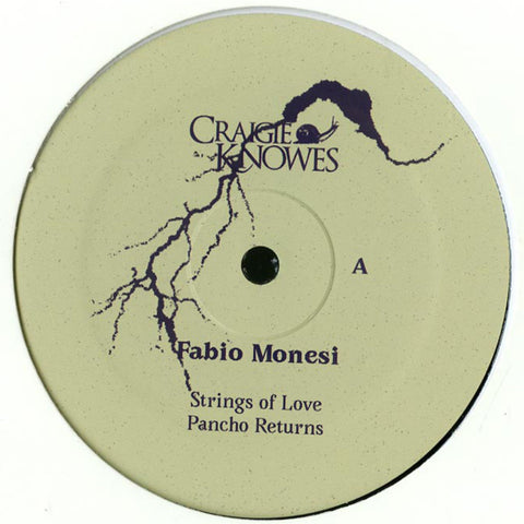 Fabio Monesi - Strings Of Love EP