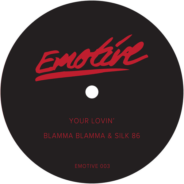 Blamma Blamma & Silk 86 - EMOTIVE003