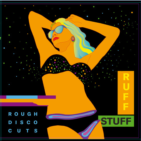 Rough Stuff - Rough Disco Cuts EP