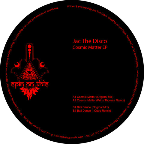 Jac The Disco - Cosmic Matter