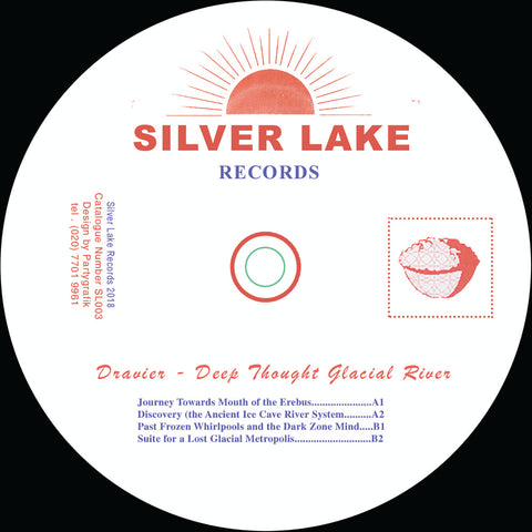 Dravier - Deep Thought Glacial River