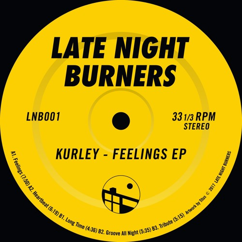 Kurley - Feelings EP