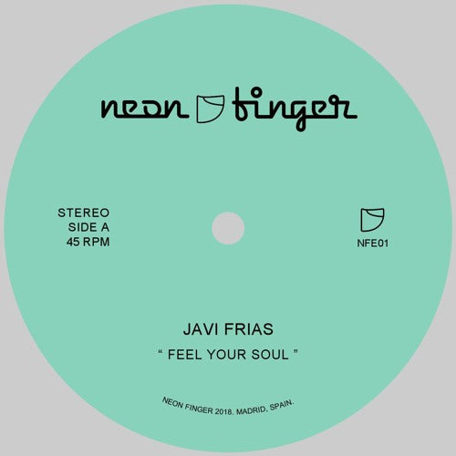 Javi Frias - Feel Your Soul