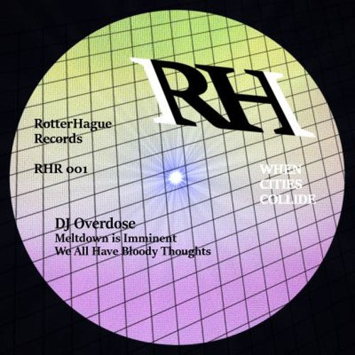 DJ Overdose/ DJ Technician - When Cities Collide Ep