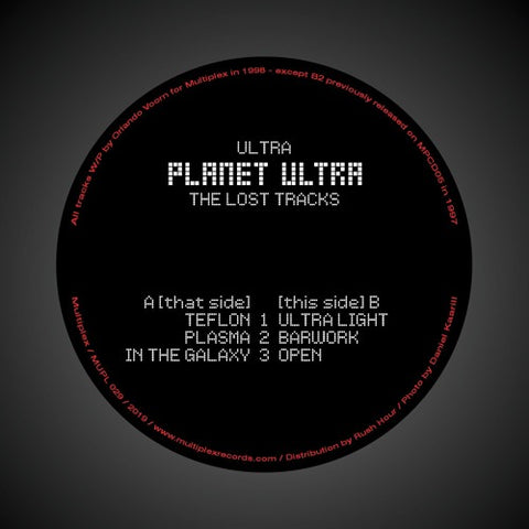 Ultra (Orlando Voorn) - Planet Ultra: The Lost Tracks