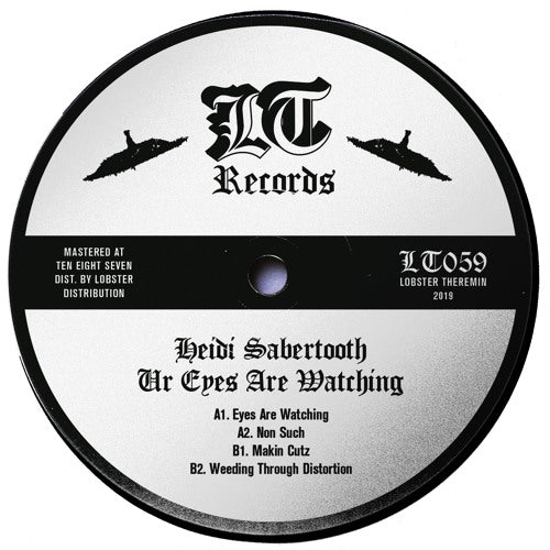 Heidi Sabertooth - Ur Eyes Are Watching