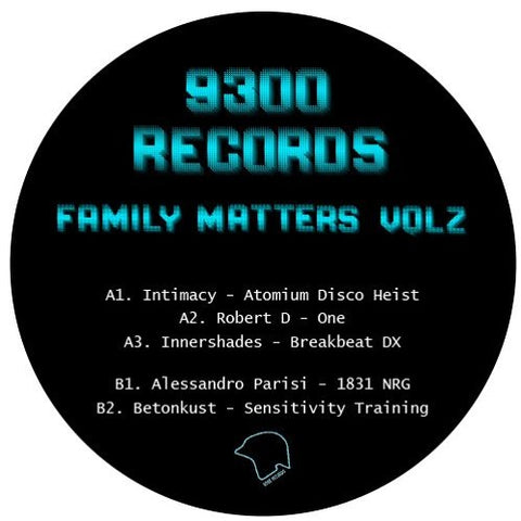 Various Artists - Family Matters Vol.2