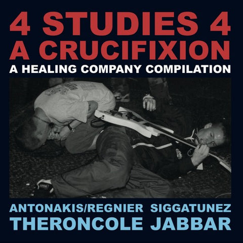 Various Artists - 4 Studies 4 A Crucifixion