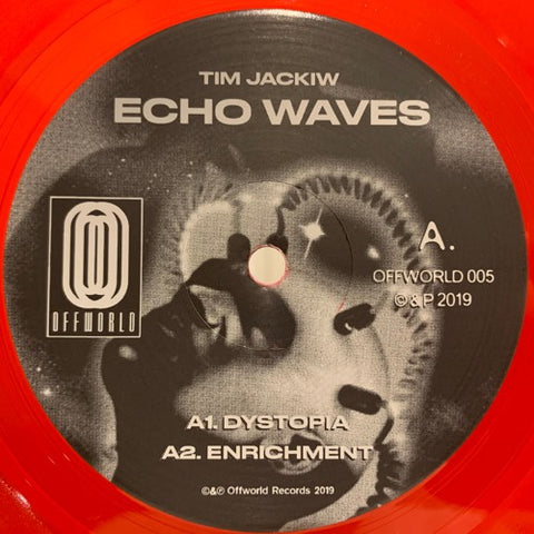 Tim Jackiw - Echo Waves