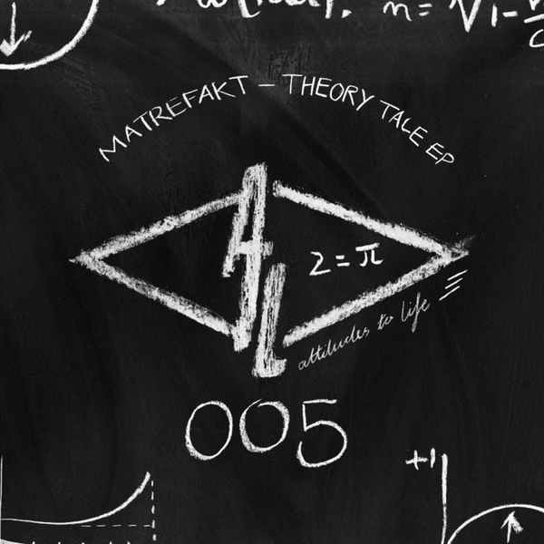Matrefakt - Theory Tale EP