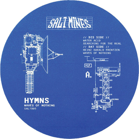Hymns - Waves of Nothing EP