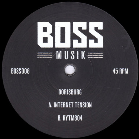 Dorisburg ‎– Internet Tension