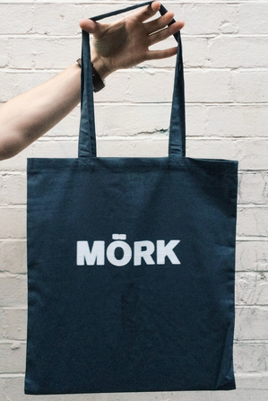 Mörk Logo Tote - Lobster Records