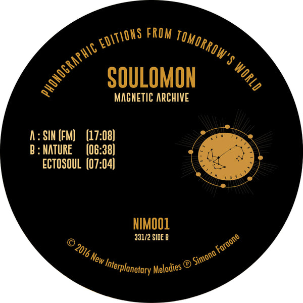 Soulomon - Magnetic Archive