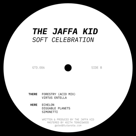Jaffa Kid - Soft Celebration (PRE-ORDER)