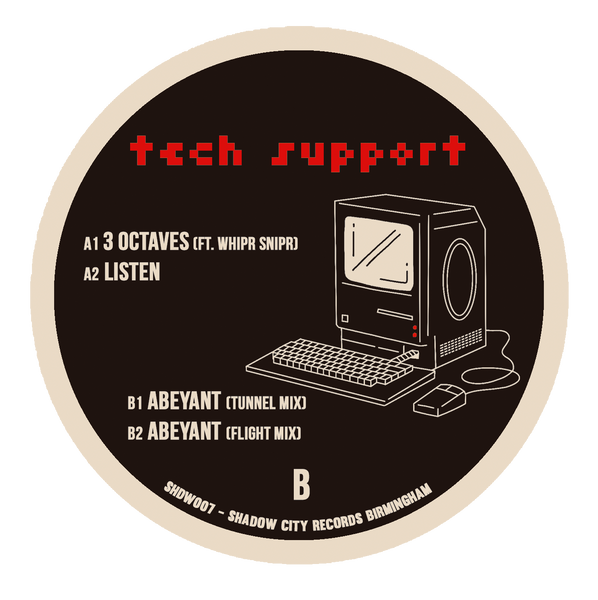 Tech Support - SHDW007