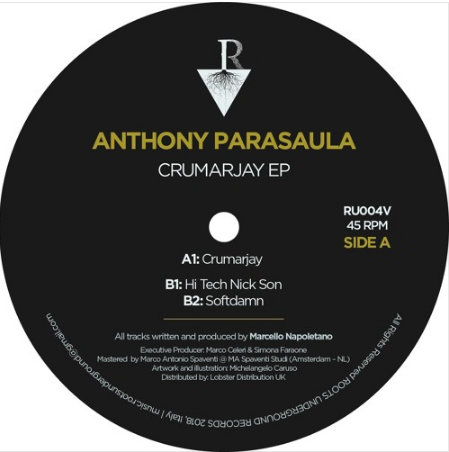 Anthony Parasaula - Crumarjay EP