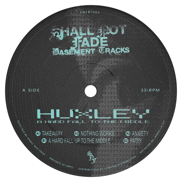 Huxley - A Hard Fall To The Middle (PRE-ORDER)