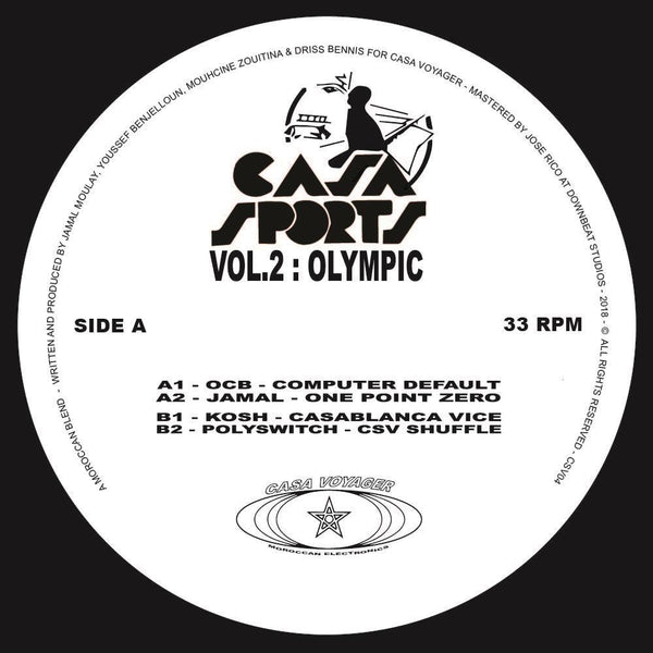 Various Artists - Casa Sports Vol.2