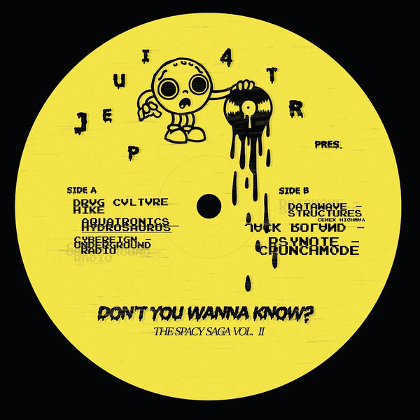 Various Artists - Don't You Wanna Know? / The Spacy Saga Vol. II