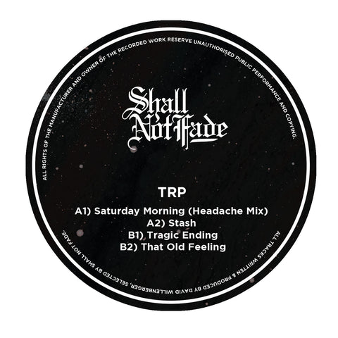 TRP - Saturday Morning EP REPRESS