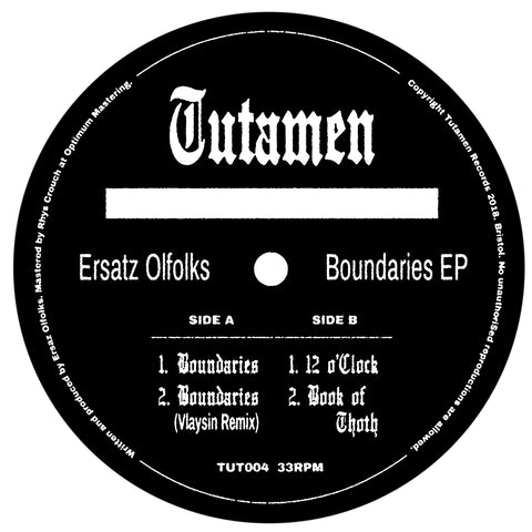 Ersatz Olfolks - Boundaries