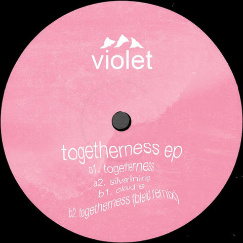 Violet - Togetherness EP REPRESS