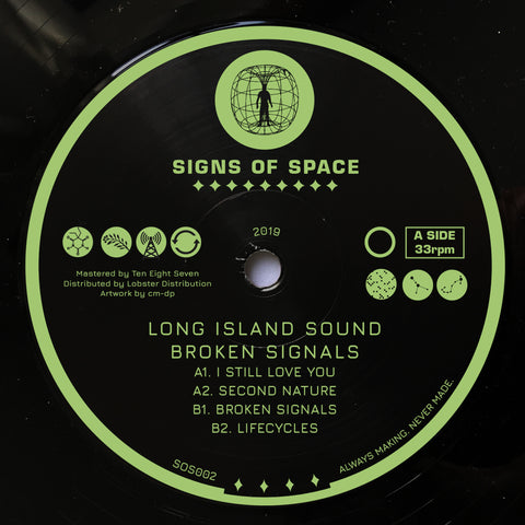 Long Island Sound - Broken Signals (PRE-ORDER)