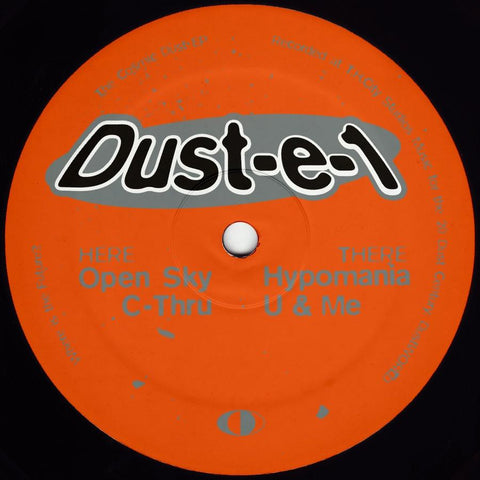 Dust-e-1 - The Cosmic Dust EP