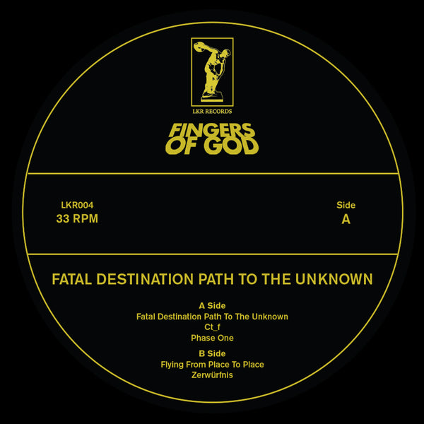 Fingers of God - Fatal Destination Path To The Unknown