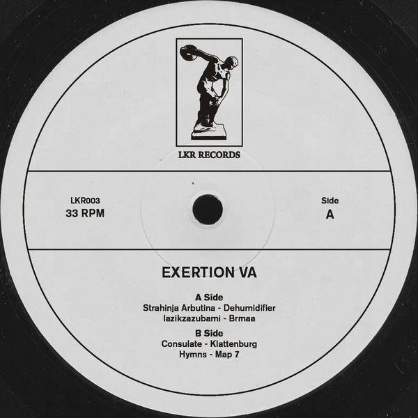 Various Artists - Exertion
