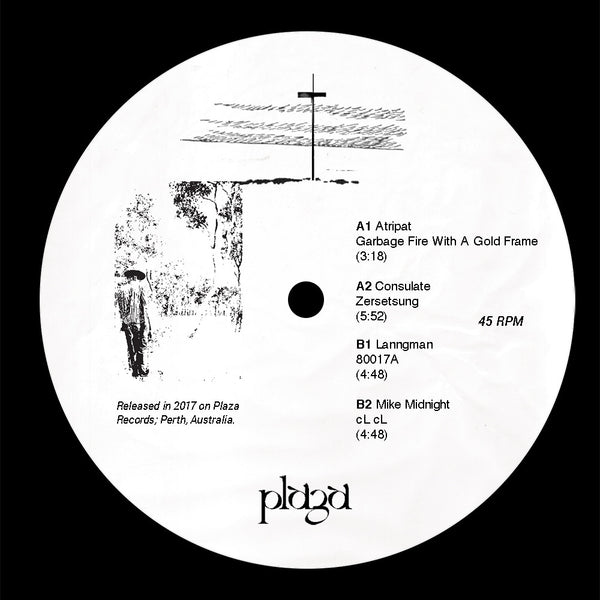 Various Artists - PLAZA001