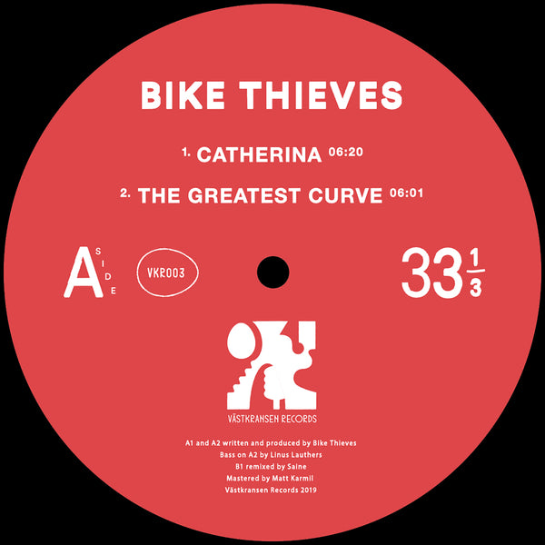 Bike Thieves - Catherina