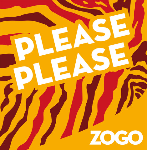 ZOGO - PLEASE PLEASE