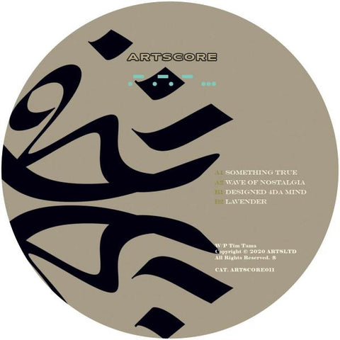 Tim Tama - Wave Of Nostalgia EP