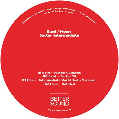 Dawl / Moxx - Sector Intermediate