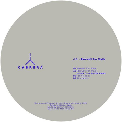J.C. remix Héctor Oaks - Farewell for Walls