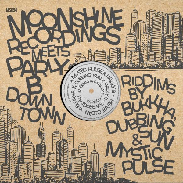 V/A - Moonshine Recordings meets Parly B downtown