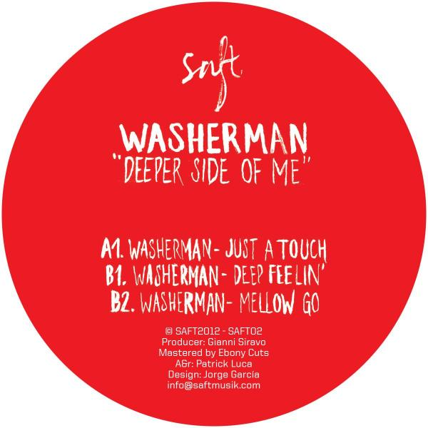 Washerman - Deeper Side Of Me EP