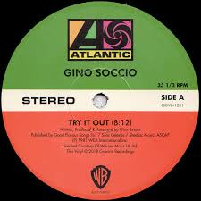 Gino SOCCIO - Try It Out - remastered