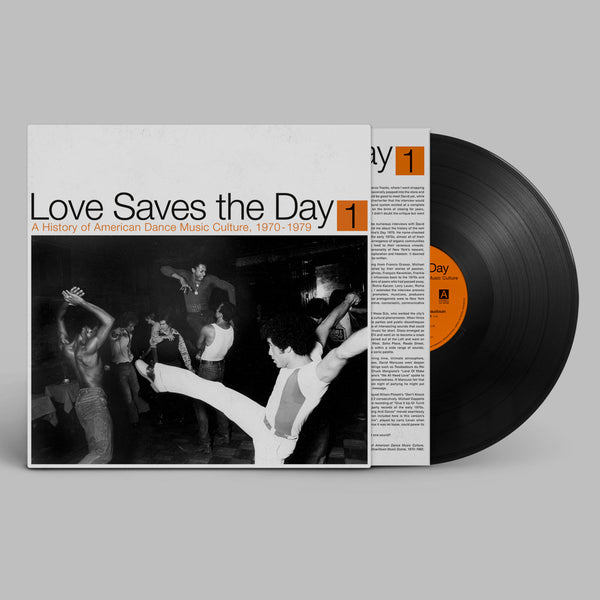 Various Artists - Love Saves the Day. A History Of American Dance Music Culture 1970-1979 Part 1