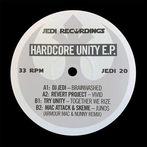 Various Artists - Hardcore Unity EP (Repress)